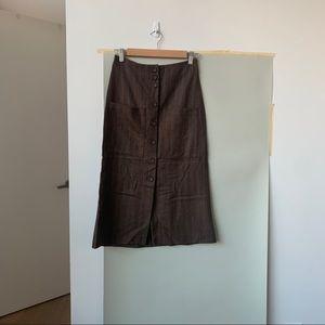Reformation Midi Skirt
